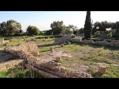 Tunisie Carthage Ruines puniques / Tunisia Carthage Punic Ruins