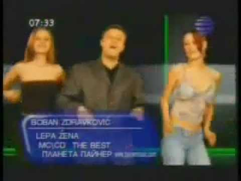 Boban Zdravkovic - Lepa Zena Video