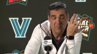 News Conference: Villanova - Coach Preview