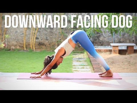 How to do Adho Mukha Svanasana (Downward Facing Dog)