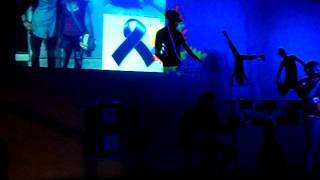 Dedicatoria a Jhon Paul Blanco :( R.I.P .... (talent show)