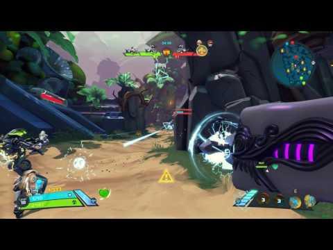 Battleborn PC Gameplay