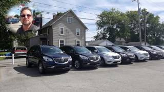 2017 Buick Enclaves for Dorothy