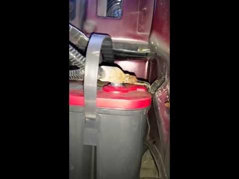 Hqdefault on 2012 Dodge Avenger Battery Removal