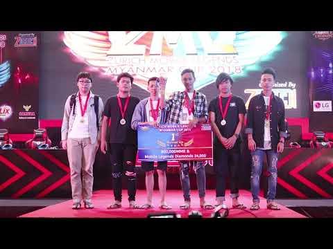 Zurich Mobile Legends Myanmar Cup 2018 (Grand Final)