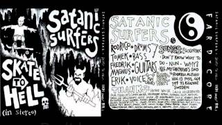 Satanic Surfers - Skate to Hell EP