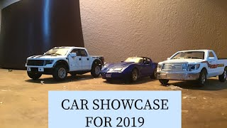 Car show case *New* Cars for 2019
