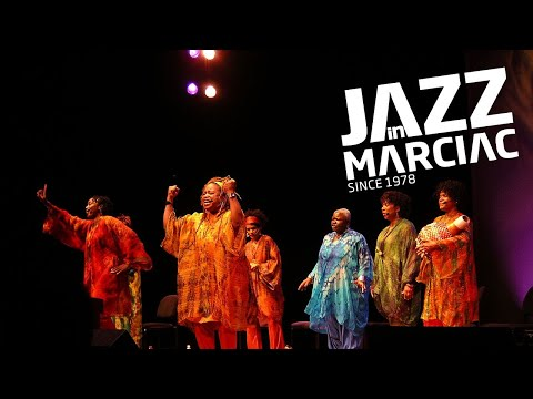 Sweet Honey In The Rock @Jazz_in_Marciac : Jeudi 2 Aout 2007