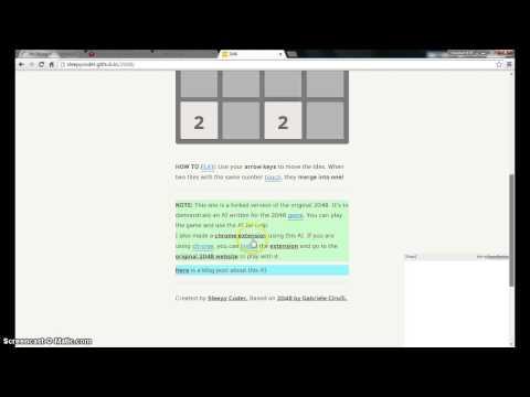 Bitcoin 2048 cheat model