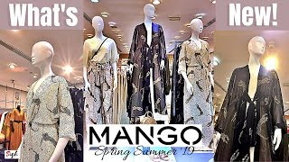 MANGO Spring Summer MAY 2019 Collection | What's NEW