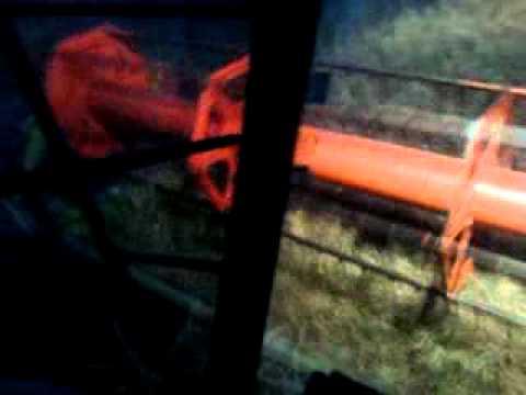 Перевозка трактора Клаас низкорамным траломиз YouTube · Длительность: 45 с