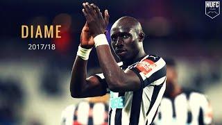 Mohamed Diamé   Skills & Goals 17/18