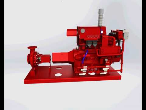 END SUCTION ENGINE DRIVE