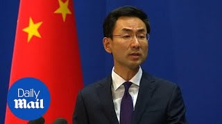 China lodges complaint after US ships sail through Taiwan Strait