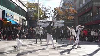 G.N.B DANCE STUDIO 10월 버스킹 / 아이콘(iKON)-죽겠다(KILLING ME)