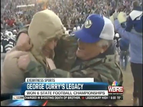 4-1-2016 - WBRE Coverage Of George Curry Passing Away