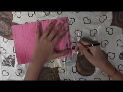 how to make beads at home / paper beads / bead making / jewellery supplies making