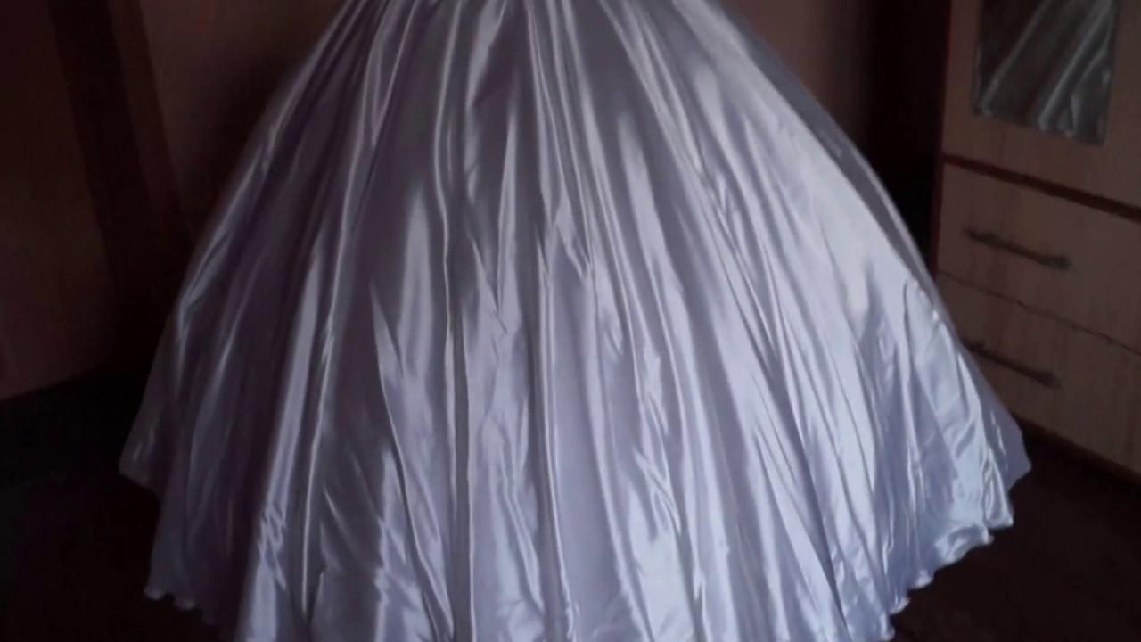 Suknia Z Xix Wieku Postępy Prac Część 2 Youtube