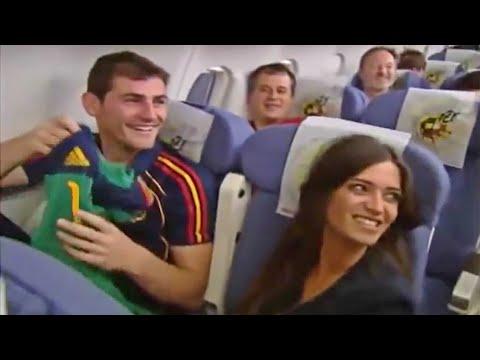 Así comenzaron Sara Carbonero e Iker Casillas su historia de amor