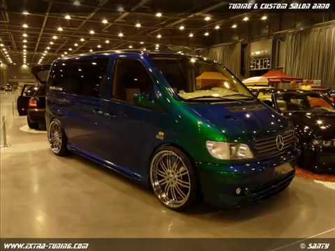 mercedes vito tuning svoby youtube. Black Bedroom Furniture Sets. Home Design Ideas