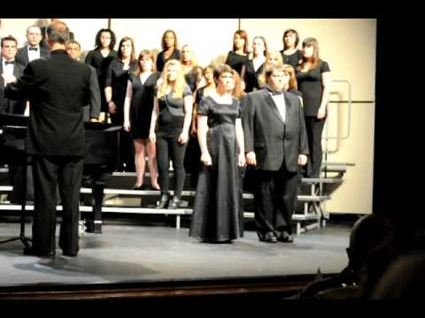 Alma Redemptoris Mater By Herzogen, PSTCC Concert ...