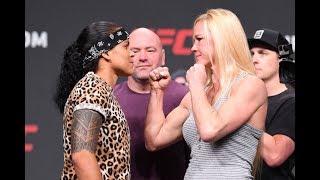 Encaradas das estrelas dos próximos eventos do UFC em 2019