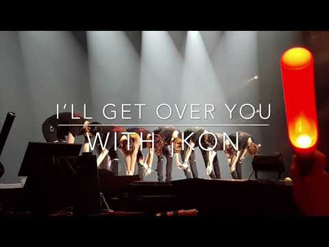 I'll get over you - with iKON
