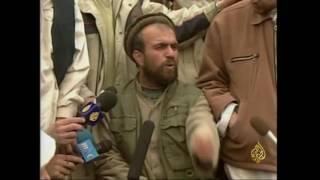 أرشيف-قادة أفغان يؤكدون النصر بمعركة تورا بورا