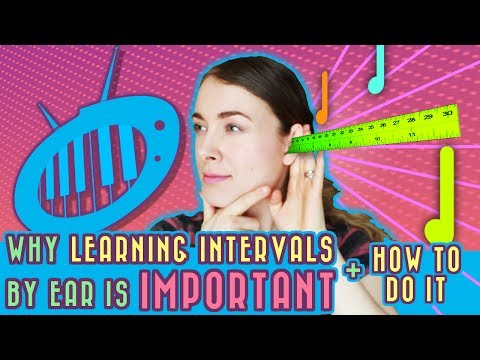 Why Learning Intervals by Ear is Important (And How To Do It)