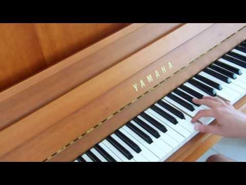 Vicetone - Siren Feat. Pia Toscano ( Piano Arrangement By Danny )