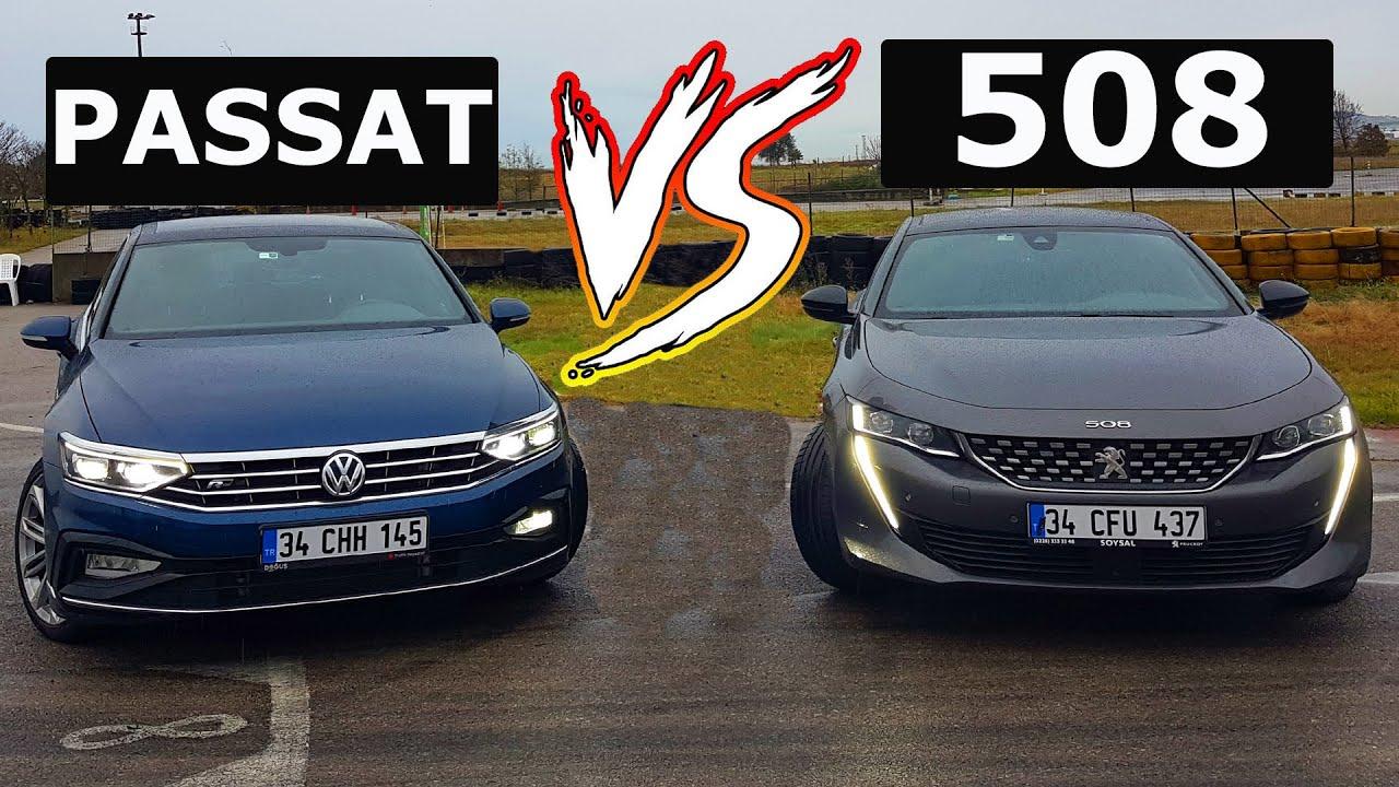 VW Passat vs Peugeot 508 | Hangisi?
