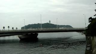 江ノ島散歩 江ノ島弁天橋
