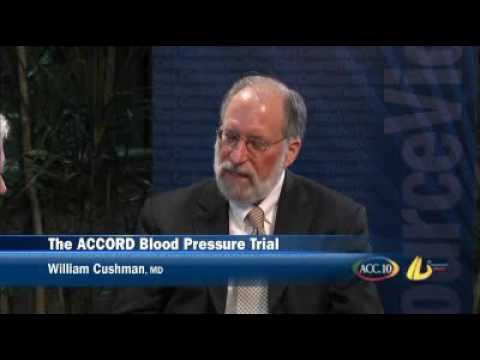 ACC.10 | ACCORD Blood Pressure Trial