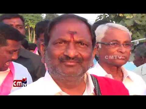 Prabhuthwam Chesina Sankshema Pathakala Thone TRS Ghana Vijayam //CMTV (CoalMine TeleVisions) News