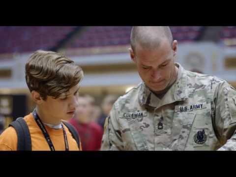 Ten80 Education: ROTC Cadet Profile