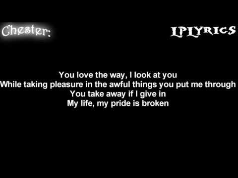 Linkin Park - Points Of Authority Demo (Vertical Limit) [Lyrics on screen] HD