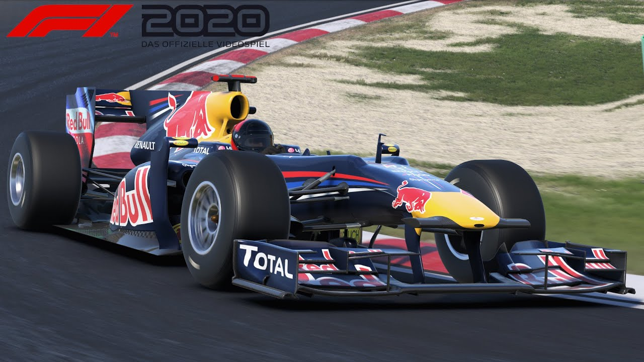 F1 2020 | Einladungsevent | 2010 Red Bull RB6 @ Zanvoort