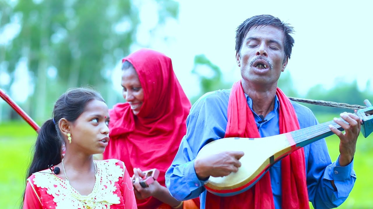আমার সোনা বন্ধুরে তুমি কোথায় রইলারে | মুজিব পরদেশীর গান | Ondho Fozlu Boyati