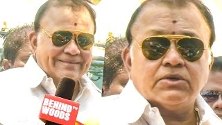 """Actors should not stand for Producers Council Election"" - Radha Ravi 