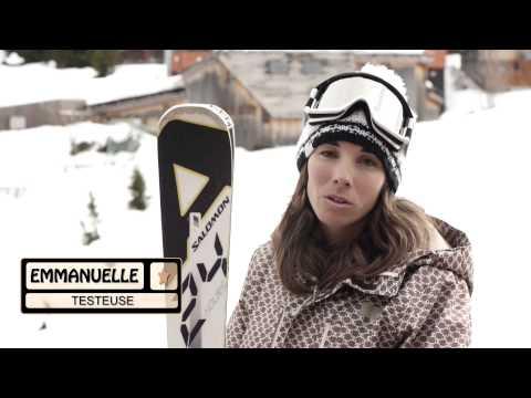 Salomon 24 Hours | Ski test 2013 | Achat-ski.com