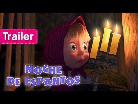 Masha y el Oso - Noche de Espantos🕯 (Trailer)