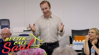 Better Call Saul: Uno Table Read   Better Call Saul