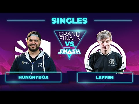 Hungrybox vs Leffen - Melee Singles: GRAND FINALS - Smash Summit 7