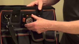 Lighted Tool Bag - Klein Tool Bag