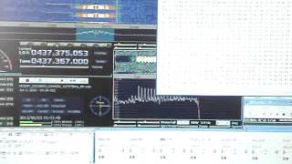 funcube dongle receiving horyu 2 satellite mpg