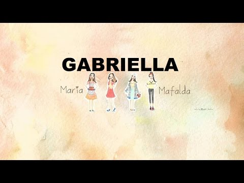 Gabriella Significado e Origem do Nome