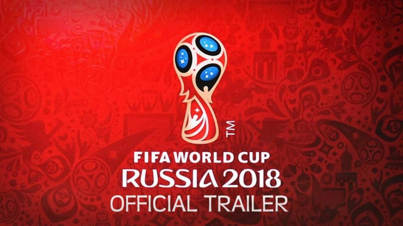 Russia 2018 World Cup Sign