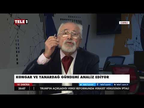 18 Dakika - Merdan Yanardağ & Emre Kongar (27 Nisan 2017) | Tele1 TV