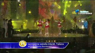 tatiana - navidad rock (19-12-10 final de la academia bicentenario)