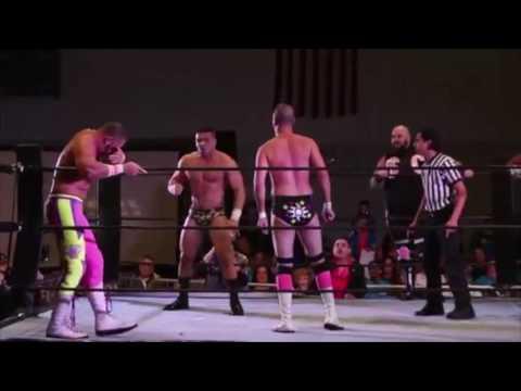 The Wrestlepreneurs VS Apple Corps VS Taboo Crew 11/19/16